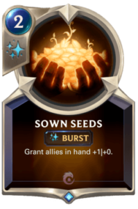 SownSeeds